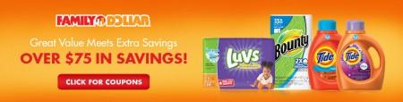 Score Big Family Dollar Savings With Coupons.com