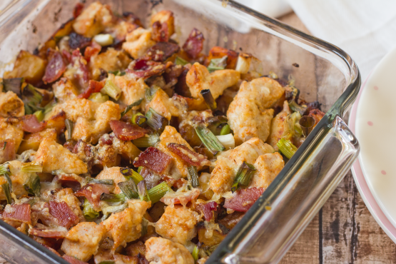 Healthy casserole recipes to make ahead for easy meals.