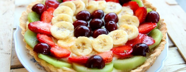Cooking on a Budget: Burgers and Patriotic Fruit Tarts for Military Appreciation Day