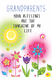 Get FREE Printable Grandparents Day Cards for this Sunday