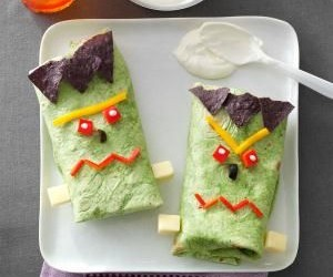 Cooking On a Budget: Horrifying Halloween Burritos!