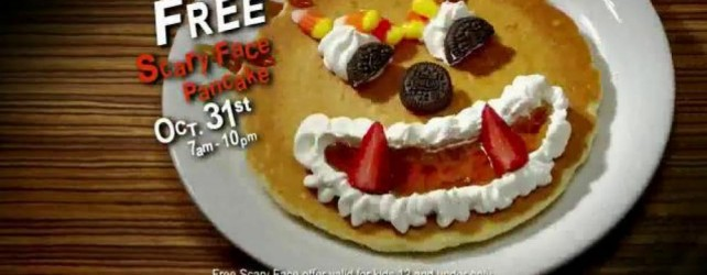 Kids Eat FREE Halloween & Other Freebies