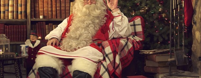 FREE Santa Video From The Portable North Pole