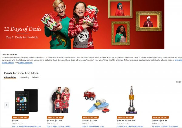 amazon christmas ljskool - Amazon Christmas Sale