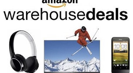Check out the Amazon Warehouse Deals on April 05 2016