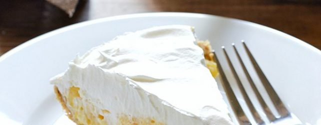 Cooking On A Budget: Delicious Summer Pineapple Pie