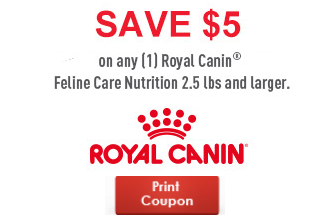 how to save 5 on dog food with royal canin coupons. Black Bedroom Furniture Sets. Home Design Ideas