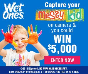 Every Mother Needs To Know About This! – Your Messy Child Could Help You Win $5,000!!!