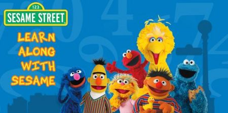 Learn Along With Sesame Street