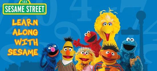 FREE Access To Learn Along With Sesame Street Videos!