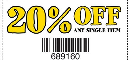 incredible 20 off coupon offer at spirit halloween stores