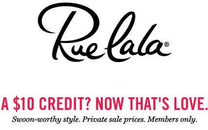 $10 FREE CREDIT TO RUELALA – GET YOURS NOW
