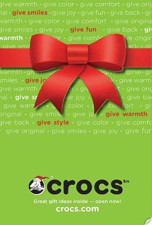 166054be15c22f CROCS COUPON CODES + BLACK FRIDAY DEALS ONLINE + HOLIDAY GIFT GUIDE !