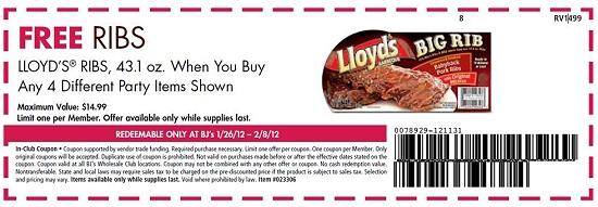 ribs coupon