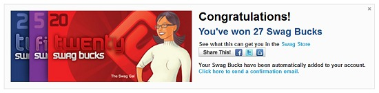 MEGA SWAGBUCKS DAY – ARE YOU GETTING PAID TO SEARCH ? + 90 SB for NEW MEMBERS!