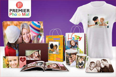 HOT NATIONAL DEAL – just $15 for $50 worth CUSTOM PHOTO ITEMS at PREMIER PHOTO MALL
