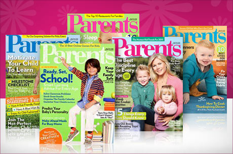 PARENTS MAGAZINE DEAL – 2 YEAR SUBSCRIPTION TO PARENTS MAGAZINE just $5
