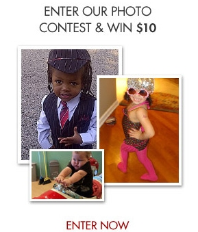ZULILY PHOTO CONTEST – DAILY DEALS + FREE $10 – $20 CREDIT