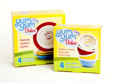 PRODUCT REVIEW + COUPON OFFER: YUM YUM DISHES