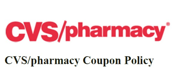 CVS COUPON POLICY UPDATE – NEW CVS STORE COUPON POLICY