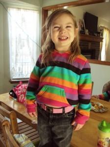 Dapper Snapper Original Toddler Solid Belts Pink