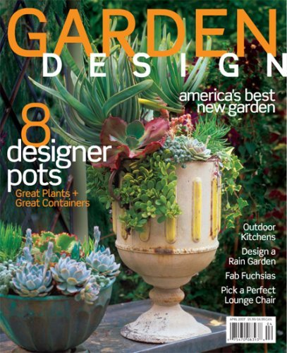 GARDEN DESIGN MAGAZINE SUBSCRIPTION just $5.99 TODAY ONLY ...