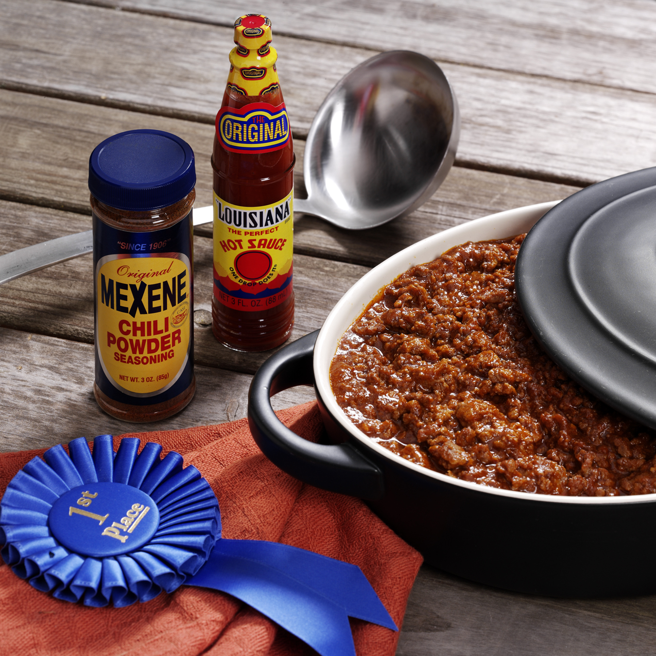 PRODUCT REVIEW + GIVEAWAY: BE A CHILI CHAMP WITH BRUCE FOODS