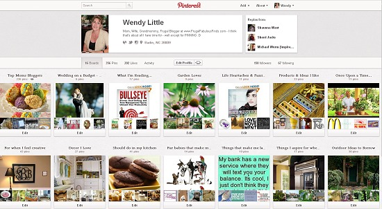 NEW PINTEREST TERMS OF USE UPDATE