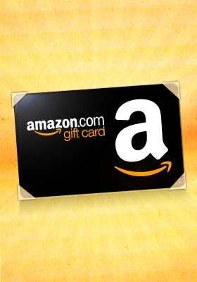 Amazon Giveaway for a Free Amazon Gift Card Worth $100!