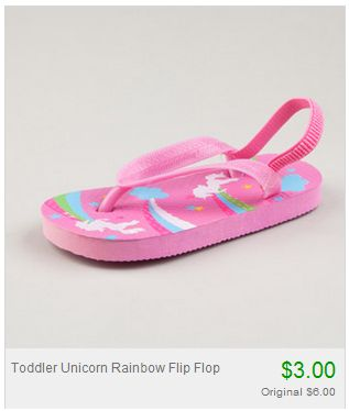 TOTSY: SANDALS FOR THE WHOLE FAMILY STARTING AT just $3