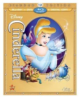 CINDERELLA PREORDER COUPON – $8 OFF CINDERELLA MOVIE ON DVD + BLU-RAY