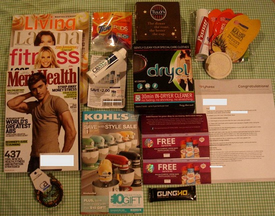 FREEBIES IN THE MAIL 4-17 + HUGE LIST OF FREE STUFF FOR YOU