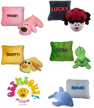 EVERSAVE NATIONAL DEALS LIST 4/6 – KIDS GET ME OUT! PILLOW just $14 SHIPPED + MORE