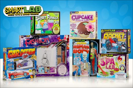 SMARTLAB TOYS DEAL – just $10 for $25 SMARTLAB EDUCATIONAL TOYS + CRAFTS