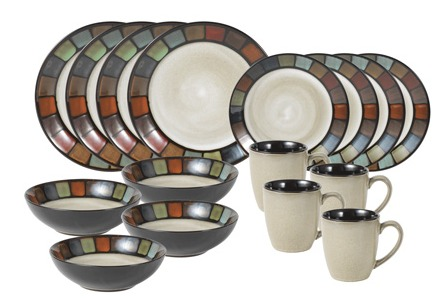 PFALTZGRAFF EVERYDAY CAMERON DINNERWARE SET just $49 – TODAY ONLY