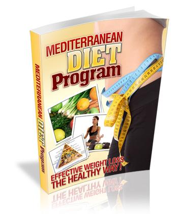 eBOOK REVIEW: MEDITERRANEAN DIET PROGRAM