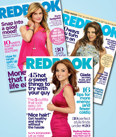 MAMASOURCE NATIONAL DEALS LIST –  REDBOOK MAGAZINE only $5 + SISSYLITTLE WALL DECOR + MORE