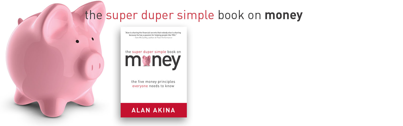 FREE eBOOK: THE SUPER DUPER SIMPLE BOOK ON MONEY