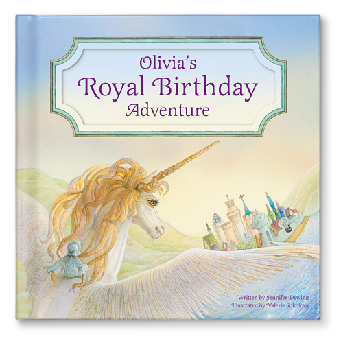 I SEE ME! PERSONALIZED CHILDREN'S BOOK REVIEW + GIVEAWAY: MY ROYAL BIRTHDAY ADVENTURE