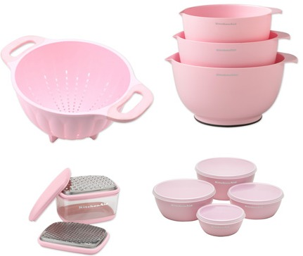 KITCHENAID COOK FOR THE CURE SET just $35 – TODAY ONLY (REG. $89)