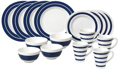 NAUTICA DINNERWARE SETS just $49 – TODAY ONLY (REG. $144)