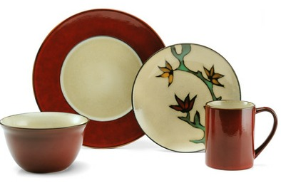 16 PC MIKASA DINNERWARE SETS just $44 – TODAY ONLY (REG. $90+)