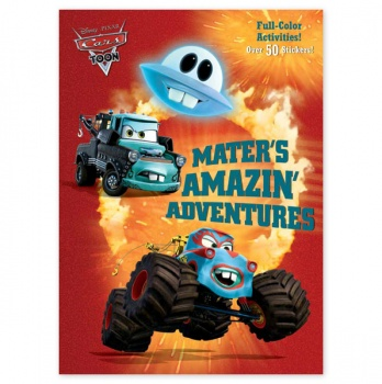 DISNEY/PIXAR'S CARS SALE STARTING AT $2.80