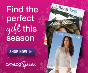PERSONALIZE YOUR DIGITAL MAIL WITH CATALOG SPREE – FREE CATALOGS FROM THE STORES YOU LOVE!
