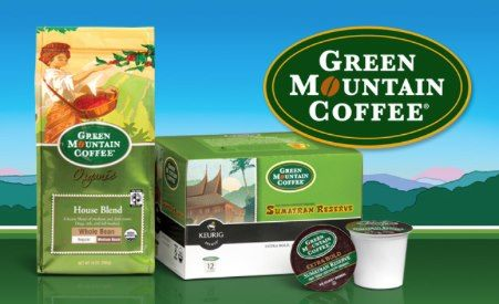 REQUEST YOUR FREE GREEN MOUNTAIN COFFEE SAMPLE