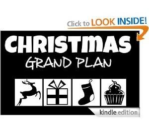 FREE CHRISTMAS GRAND PLAN eBOOK 11-1-2012 ~ 11-2-2012