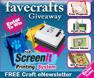 ENTER TO WIN A SCREENIT PRINTING SYSTEM!