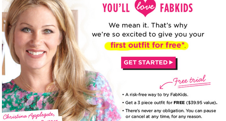GET A 3 PIECE OUTFIT FROM FABKIDS FOR FREE!! JUST PAY $7.95 FOR SHIPPING!