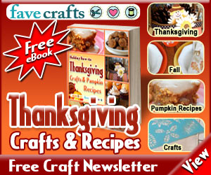 FREE THANKSGIVING CRAFTS AND RECIPES eBOOK