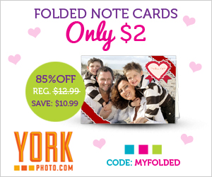 12 PERSONALIZED NOTE CARDS ONLY $2